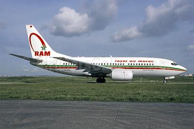 Royal Air Maroc-RAM Boeing 737-7B6 CN-RNL (msn 28982) ORY (Jacques Guillem). Image: 946640.