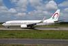 Royal Air Maroc Boeing 737-8B6 WL CN-RNK (msn 28981) NTE (Paul Bannwarth). Image: 929221.
