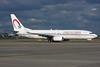 Royal Air Maroc Boeing 737-86N WL CN-RGI (msn 36831) LHR. Image: 937529.