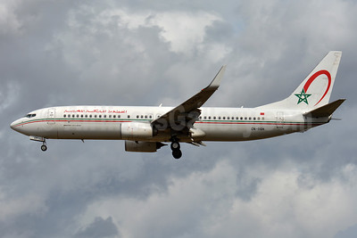 Royal Air Maroc Boeing 737-86N WL CN-RGH (msn 36828) TLS (Paul Bannwarth). Image: 937255.
