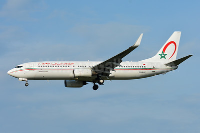 Royal Air Maroc Boeing 737-8B6 WL CN-ROE (msn 33063) TLS (Paul Bannwarth). Image: 944646.