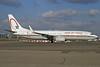Royal Air Maroc Boeing 737-8B6 WL CN-ROB (msn 33060) LHR (Antony J. Best). Image: 902601.