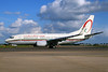 Royal Air Maroc Boeing 737-7B6 WL CN-ROD (msn 33062) LHR (Dave Glendinning). Image: 908461.