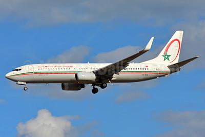 Royal Air Maroc Boeing 737-8B6 WL CN-ROK (msn 33064) TLS (Paul Bannwarth). Image: 937471.