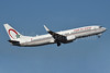 Royal Air Maroc Boeing 737-86N WL CN-RGE (msn 36822) RAK (Robbie Shaw). Image: 923648.