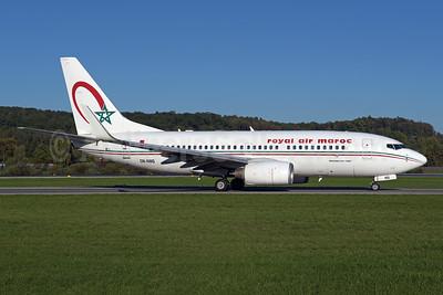 Royal Air Maroc Boeing 737-7B6 WL CN-RNQ (msn 28985) ZRH (Rolf Wallner). Image: 943809.