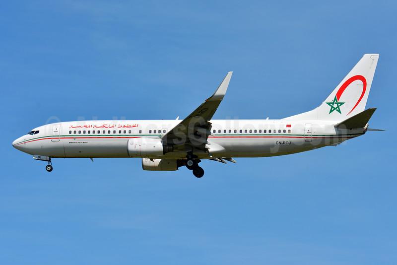 Royal Air Maroc Boeing 737-85P WL CN-ROJ (msn 33979) TLS (Paul Bannwarth). Image: 934835.