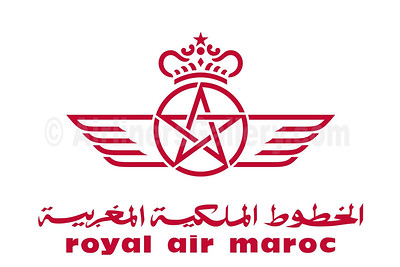 1. Royal Air Maroc logo