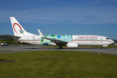 """RAM's 2016 """"Wings of African Art"""" special livery"""