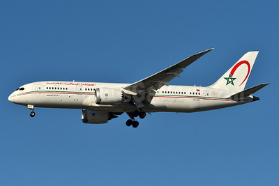 Royal Air Maroc Boeing 787-8 Dreamliner CN-RGS (msn 35506) JFK (Fred Freketic). Image: 938277.