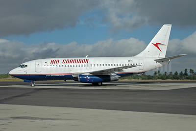 Leased from Phoenix Aviation on November 2, 2004