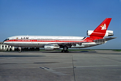 LAM-Linhas Aereas de Mocambique McDonnell Douglas DC-10-30 F-GDJK (msn 47849) CDG (Christian Volpati). Image: 909183.