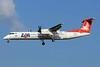 LAM-Linhas Aereas de Mocambique Bombardier DHC-8-402 (Q400) C9-AUL (msn 4019) JNB (TMK Photography). Image: 920519.