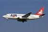 LAM-Linhas Aereas de Mocambique Boeing 737-205 C9-BAO (msn 23467) JNB (Rainer Bexten). Image: 903276.