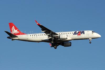 LAM-Linhas Aereas de Mocambique Embraer ERJ 190-100 IGW C9-EMB (msn 19000309) JNB (Jonathan Druion). Image: 946197.