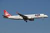 LAM-Linhas Aereas de Mocambique Embraer ERJ 190-100 IGW C9-EMA (msn 19000301) JNB (Paul Denton). Image: 910222.