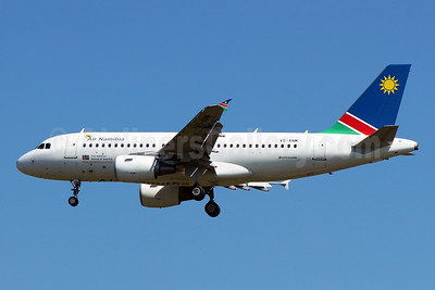 Air Namibia Airbus A319-112 D-AVWG (V5-ANM) (msn 5366) XFW (Gerd Beilfuss). Image: 910669.