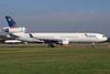 Air Namibia McDonnell Douglas MD-11 V5-NMD (msn 48453) LGW (Antony J. Best). Image: 929735.