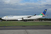 Air Namibia Airbus A340-311 V5-NMF (msn 047) FRA (Bernhard Ross). Image: 913425.