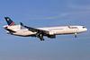 Air Namibia McDonnell Douglas MD-11 V5-NMD (msn 48453) LGW (Antony J. Best). Image: 901298.
