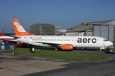 Aero Contractors (Nigeria) Boeing 737-42C 5N-BOB (msn 24232) QLA (Antony J. Best). Image: 911507.