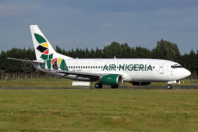 Air Nigeria Boeing 737-33V 5N-VND (msn 29337) SNN (Malcolm Nason). Image: 905121.