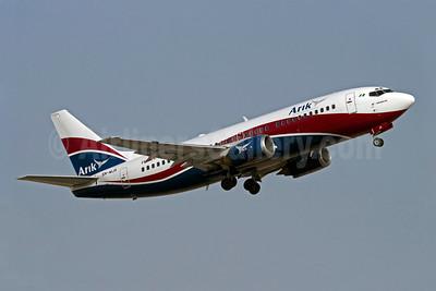 Arik Wings of Nigeria (Arik Air) Boeing 737-322 5N-MJA (msn 24454) PMI (Stefan Sjogren). Image: 903513.
