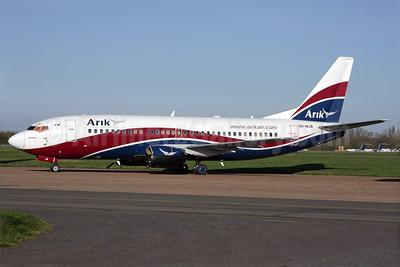 Arik Wings of Nigeria (Arik Air) Boeing 737-322 5N-MJB (msn 24454) SEN (Antony J. Best). Image: 924380.