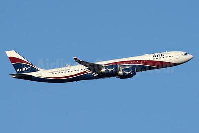Airlines - Nigeria