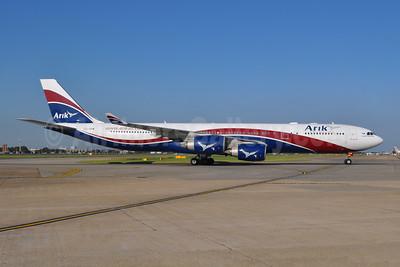 Arik Wings of Nigeria (Arik Air)