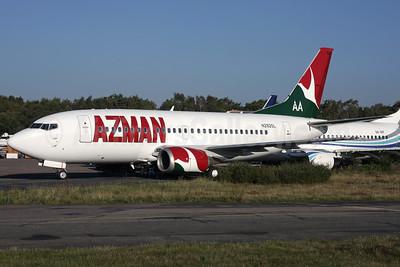 Azman Air-AA Boeing 737-5L9 N292GL (msn 29235) BOH (Antony J. Best). Image: 929679.