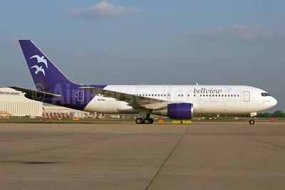 Bellview Airlines Boeing 767-241 ER 5N-BGG (msn 23805) LHR (Wingnut). Image: 936810.