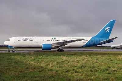 Bellview Airlines Boeing 767-3P6 ER 5N-BVA (msn 24496) SNN (Trevor Mulkerrins). Image: 904189.