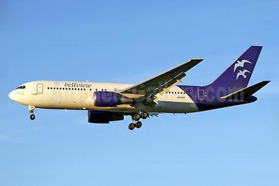 Bellview Airlines Boeing 767-241 ER 5N-BGG (msn 23805) LHR (Keith Burton). Image: 900066.