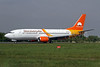 Discovery Air (Nigeria) Boeing 737-33R 5N-BQP (msn 28870) SEN (Keith Burton). Image: 922808.