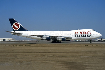 Kabo Air Boeing 747-136 5N-OOO (msn 20952) JED (Jacques Guillem Collection). Image: 943915.