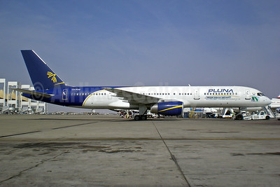 Leased from PLUNA on December 3, 2007