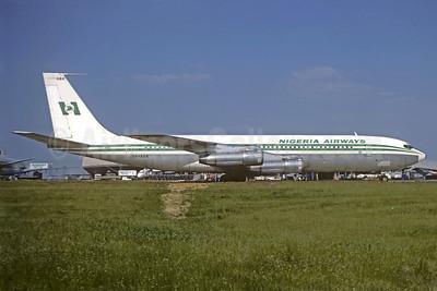 Nigeria Airways Boeing 707-3F9C 5N-ABK (msn 20669) CDG (Christian Volpati). Image: 939836.