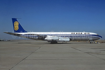 Okada Air Boeing 707-355C 5N-AOQ (msn 19664) JNB (Christian Volpati). Image: 936432.