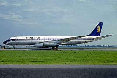 Okada Air McDonnell Douglas DC-8-62 5N-AON (msn 45954) (Christian Volpati Collection). Image: 936433.