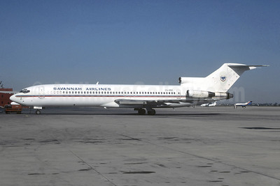 Savannah Airlines Boeing 727-228 C5-DSZ (msn 20470) TIP (Christian Volpati Collection). Image: 947439.