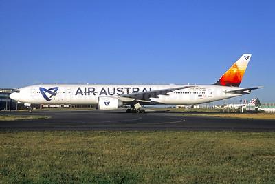 Air Austral Boeing 777-3Q8 ER F-OSYD (msn 35782) CDG (Jacques Guillem Collection). Image: 946002.