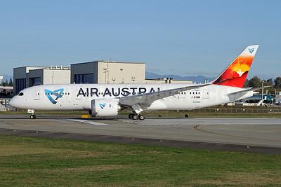 Air Austral's second Boeing 787-8 Dreamliner