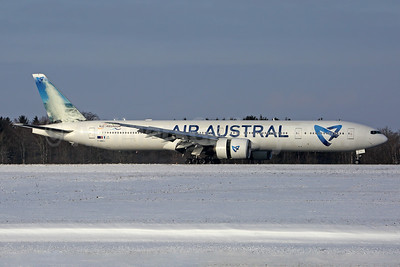 Air Austral Boeing 777-39M ER F-OREU (msn 37434) HHN (Rainer Bexten). Image: 936759.