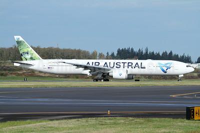Air Austral Boeing 777-39M ER F-OLRE (msn 61736) PAE (Nick Dean). Image: 935281.