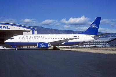 Air Austral Boeing 737-33A F-ODZY (msn 27452) RUN (Christian Volpati). Image: 950154.