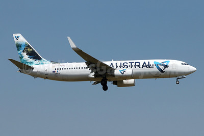 Air Austral Boeing 737-89M WL F-ONGB (msn 40911) JNB (Jonathan Druion). Image: 945999.