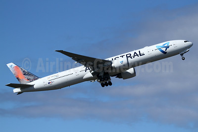 Air Austral Boeing 777-39M ER F-OLRD (msn 61602) PAE (Nick Dean). Image: 934972.