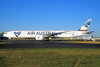 Air Austral Boeing 777-39M ER F-OREU (msn 37434) CDG (Jacques Guillem Collection). Image: 946000.