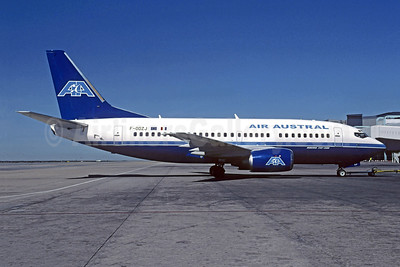Air Austral Boeing 737-53A F-ODZJ (msn 24877) JNB (Christian Volpati). Image: 950152.